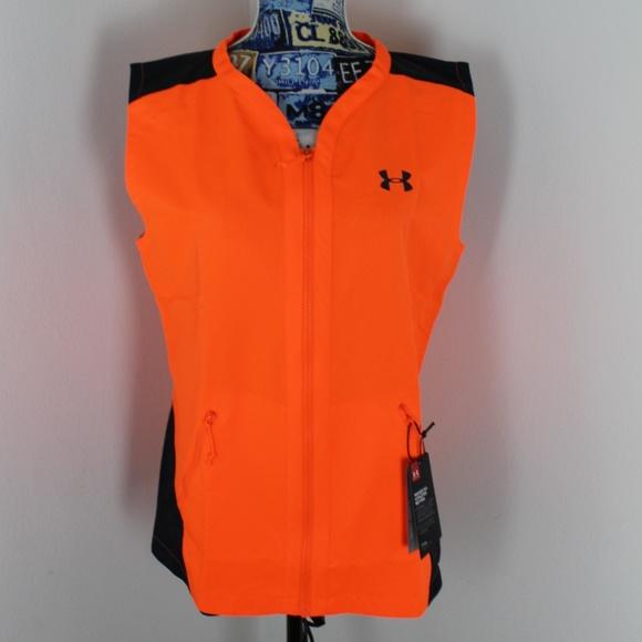 8293e2597a573 Under Armour Jackets & Coats | Stealnwt Womens Blaze Hunting Vest ...